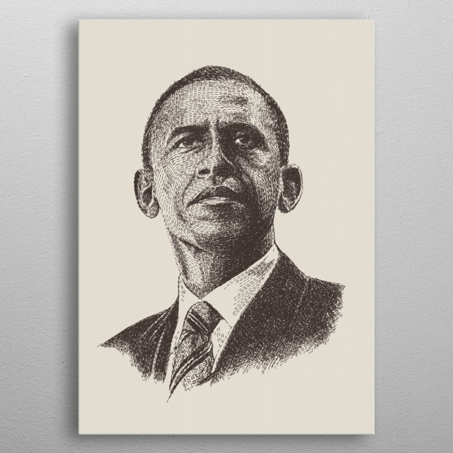 High-quality metal print from amazing Awesome People collection will bring unique style to your space and will show off your personality. metal poster