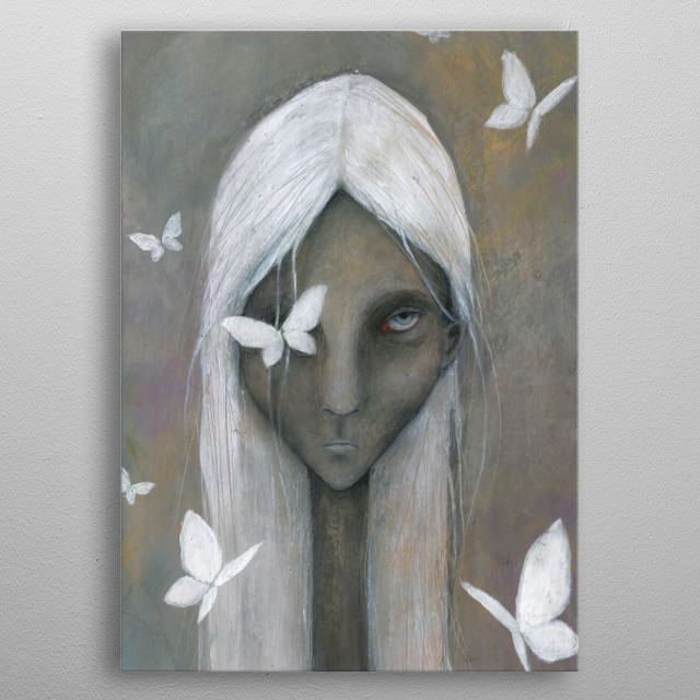 white witch metal poster