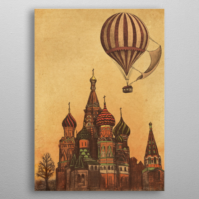 This marvelous metal poster designed by igo2cairo to add authenticity to your place. Display your passion to the whole world. metal poster