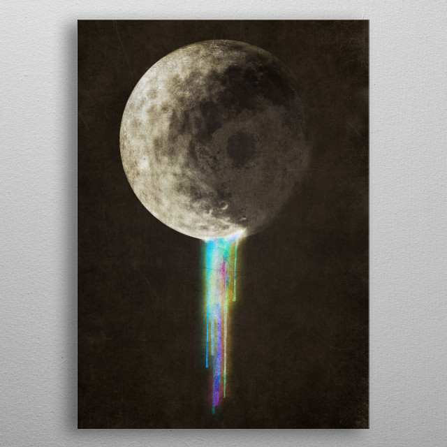 Fascinating  metal poster designed with love by opifan64. Decorate your space with this design & find daily inspiration in it. metal poster