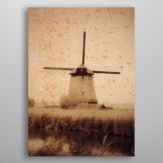 This marvelous metal poster designed by victoriaherrera to add authenticity to your place. Display your passion to the whole world. metal poster