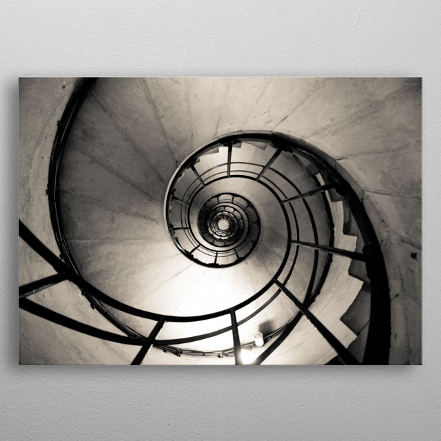 High-quality metal print from amazing Artsy Fartsy collection will bring unique style to your space and will show off your personality. metal poster