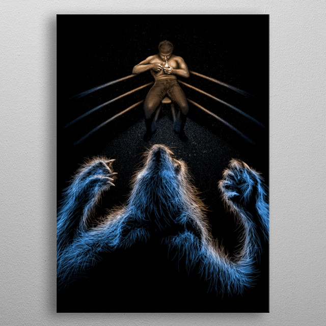 High-quality metal wall art meticulously designed by melmike would bring extraordinary style to your room. Hang it & enjoy. metal poster
