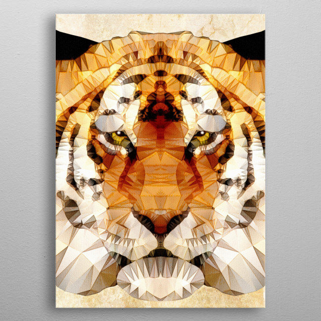 This marvelous metal poster designed by ancello to add authenticity to your place. Display your passion to the whole world. metal poster
