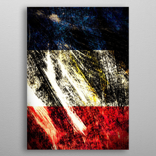 Fascinating  metal poster designed with love by 88fingerz. Decorate your space with this design & find daily inspiration in it. metal poster