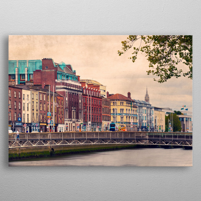 High-quality metal print from amazing Interesting Places collection will bring unique style to your space and will show off your personality. metal poster