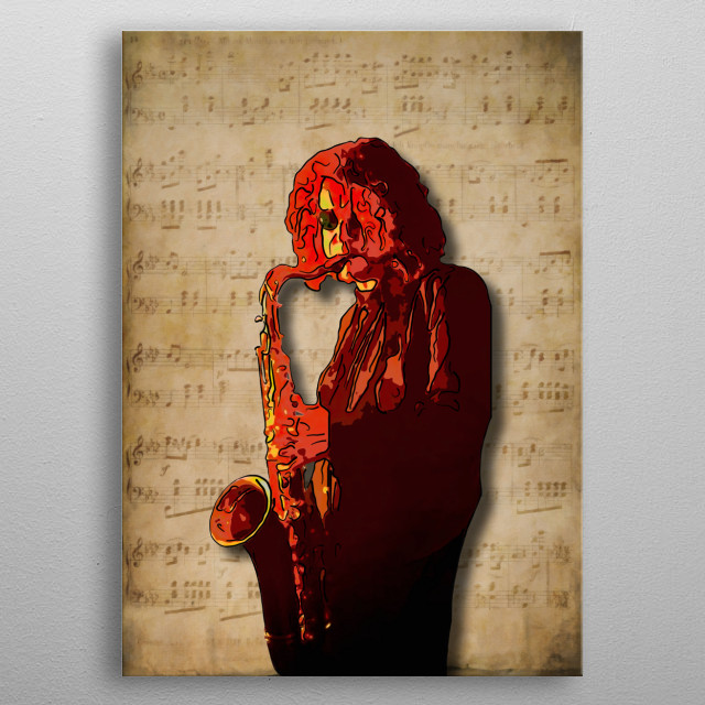 High-quality metal print from amazing Imaginative Realism collection will bring unique style to your space and will show off your personality. metal poster