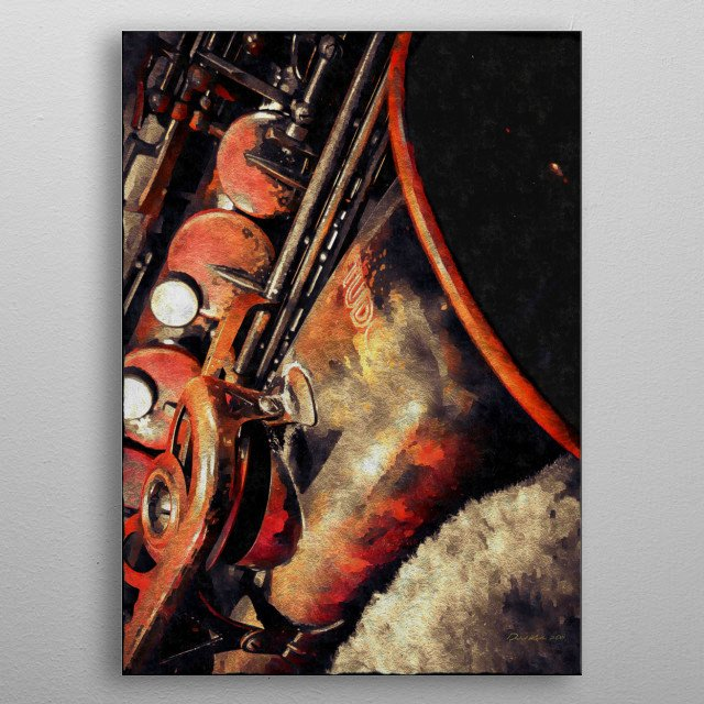 High-quality metal wall art meticulously designed by dkuhn would bring extraordinary style to your room. Hang it & enjoy. metal poster