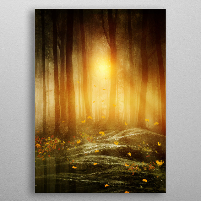 Faith in Others metal poster
