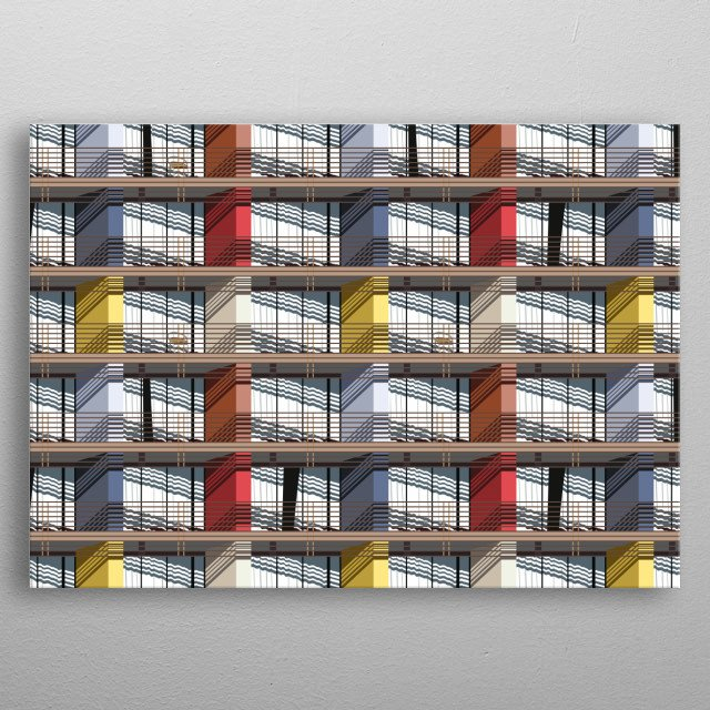 High-quality metal wall art meticulously designed by anilyanik would bring extraordinary style to your room. Hang it & enjoy. metal poster