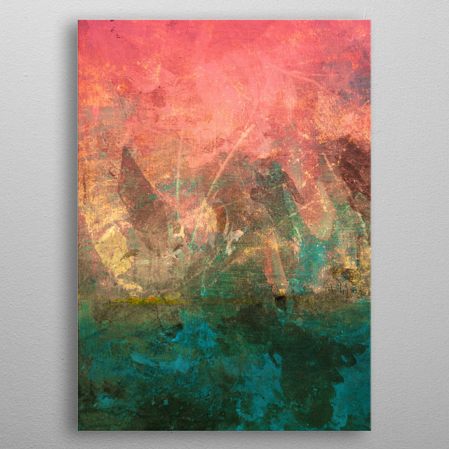 This marvelous metal poster designed by filippobassano to add authenticity to your place. Display your passion to the whole world. metal poster