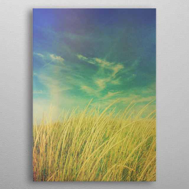High-quality metal print from amazing Landscapes And Nature collection will bring unique style to your space and will show off your personality. metal poster