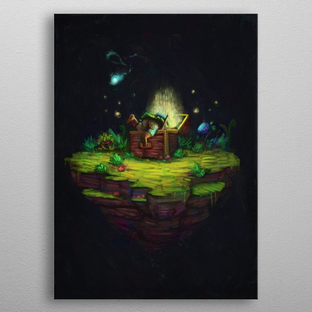This marvelous metal poster designed by ronanlynam to add authenticity to your place. Display your passion to the whole world. metal poster
