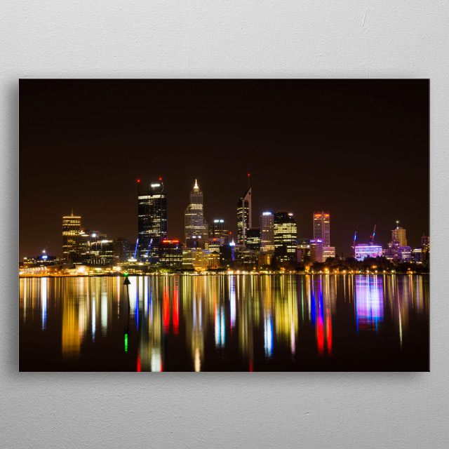 High-quality metal wall art meticulously designed by olivierk would bring extraordinary style to your room. Hang it & enjoy. metal poster