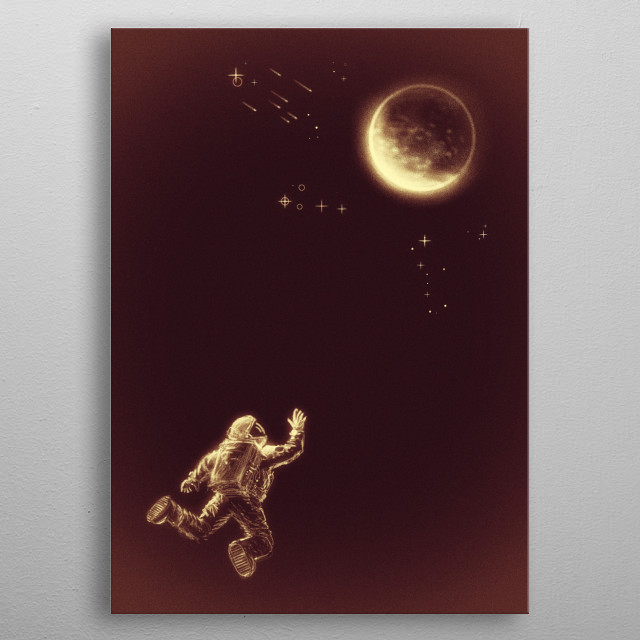 Fascinating  metal poster designed with love by 38sunsets. Decorate your space with this design & find daily inspiration in it. metal poster