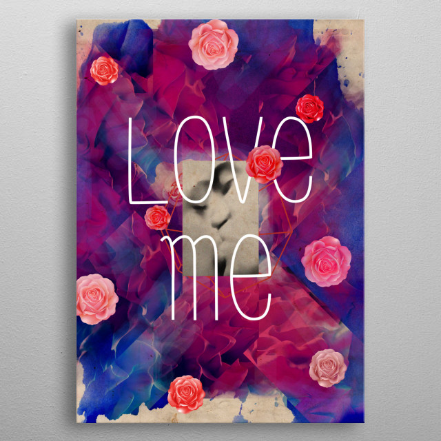 High-quality metal wall art meticulously designed by mikath would bring extraordinary style to your room. Hang it & enjoy. metal poster