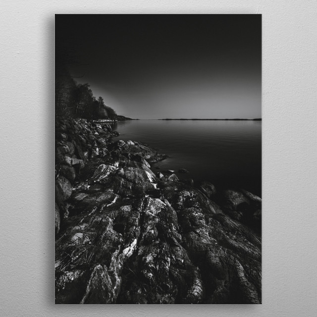 High-quality metal print from amazing Daughter Of The Ocean collection will bring unique style to your space and will show off your personality. metal poster