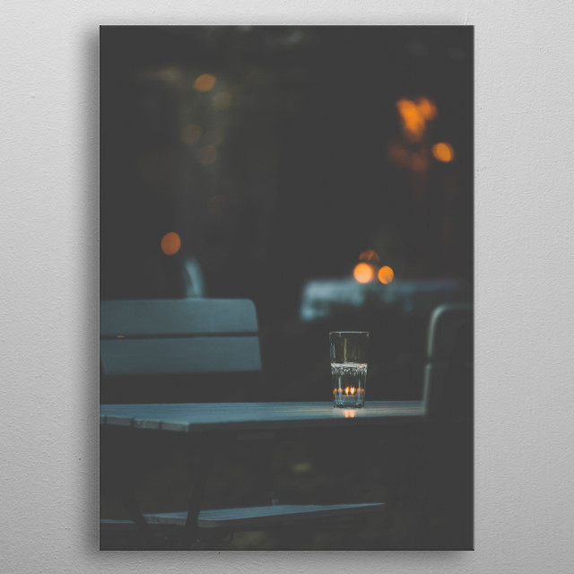 Fascinating  metal poster designed with love by happymelvin. Decorate your space with this design & find daily inspiration in it. metal poster