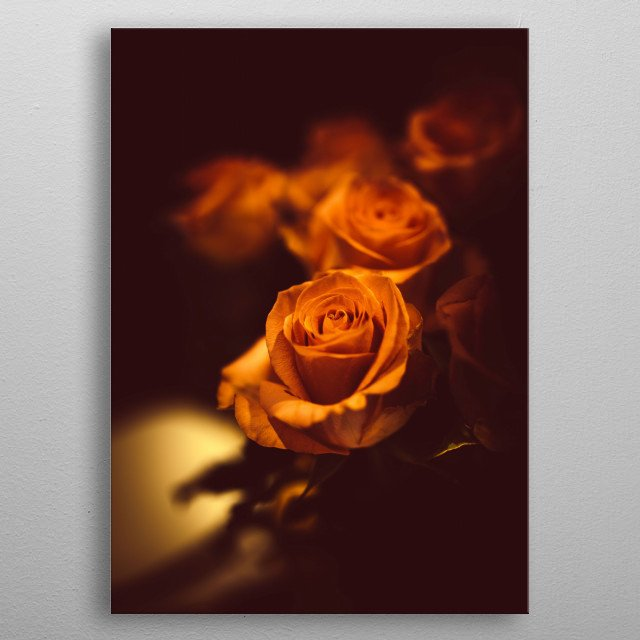 This marvelous metal poster designed by happymelvin to add authenticity to your place. Display your passion to the whole world. metal poster