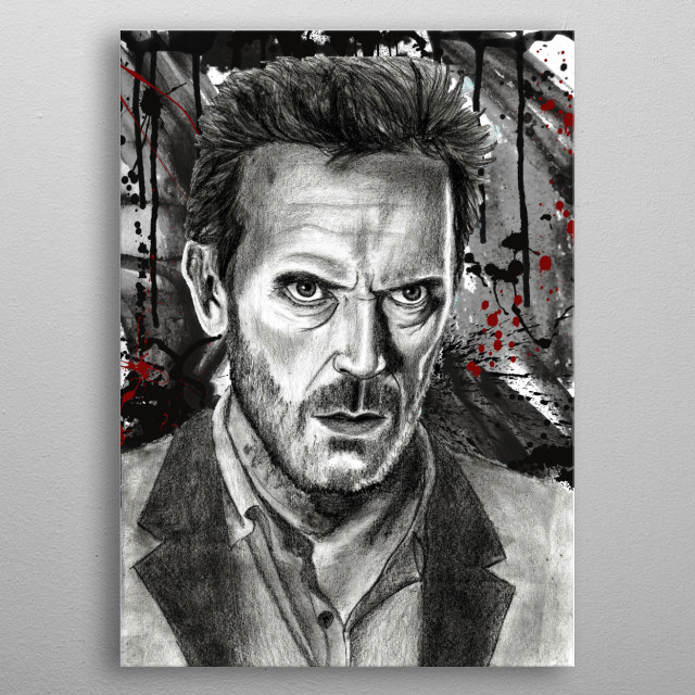 High-quality metal print from amazing Posters collection will bring unique style to your space and will show off your personality. metal poster