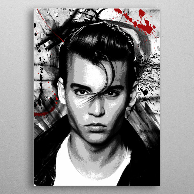 Dont cry metal poster