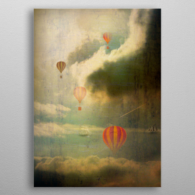 Fascinating  metal poster designed with love by artskratches. Decorate your space with this design & find daily inspiration in it. metal poster