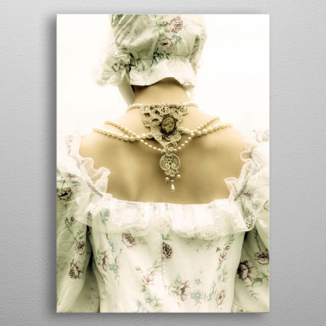 Jane Austen metal poster