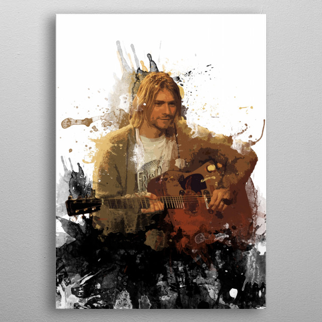 Kurt metal poster