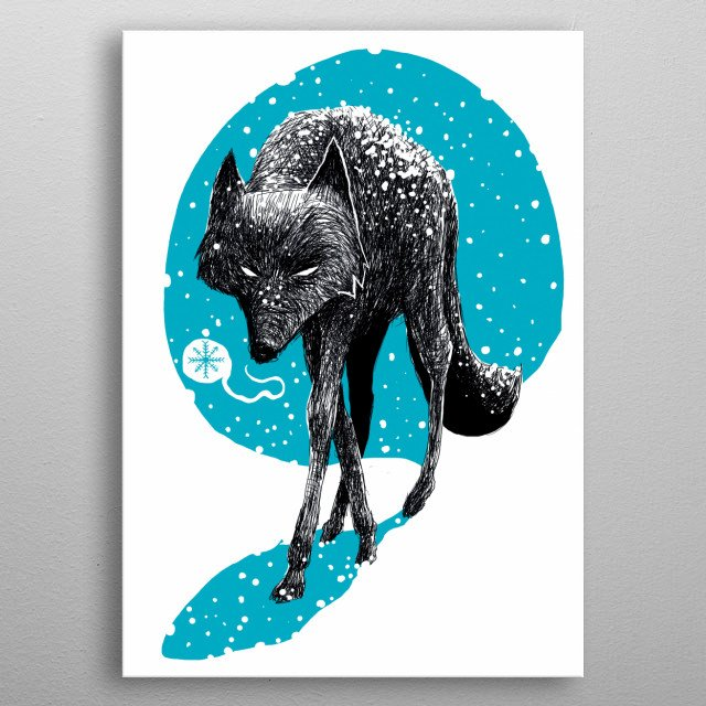 High-quality metal print from amazing Worx collection will bring unique style to your space and will show off your personality. metal poster