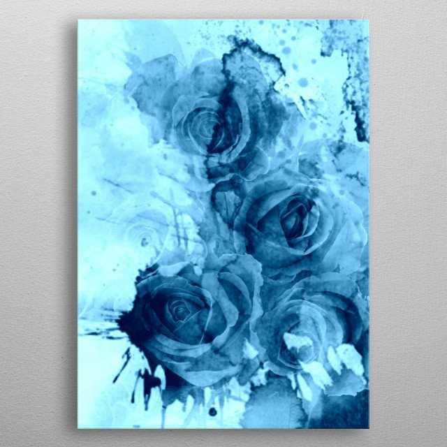 High-quality metal print from amazing Digital Works collection will bring unique style to your space and will show off your personality. metal poster