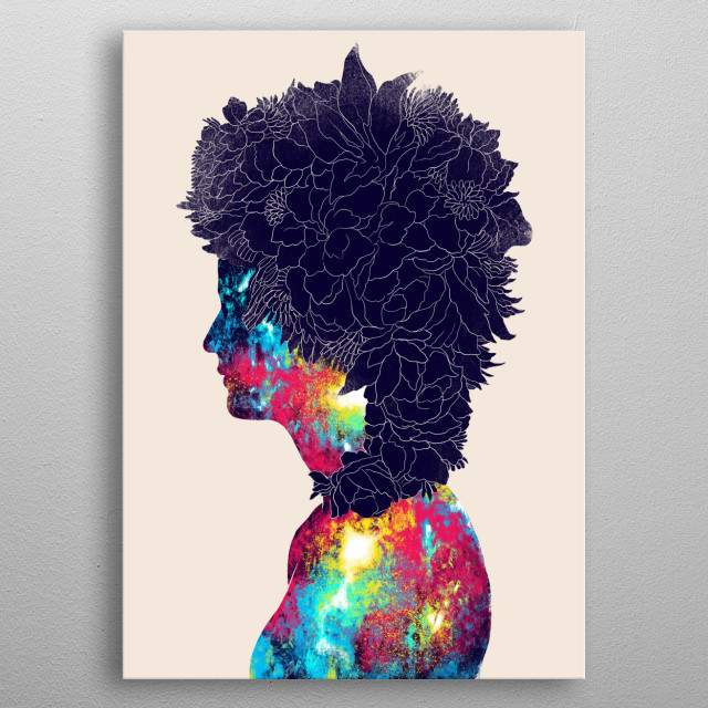 High-quality metal print from amazing Varied collection will bring unique style to your space and will show off your personality. metal poster