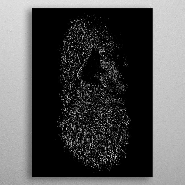 High-quality metal wall art meticulously designed by barmalisirtb would bring extraordinary style to your room. Hang it & enjoy. metal poster