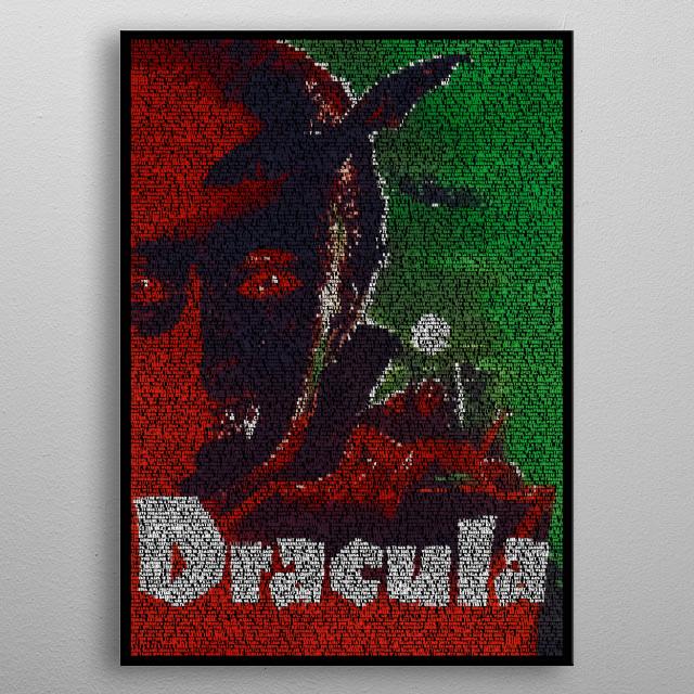 Dracula  Hammers 1958 movie  C    by Robotic Ewe | metal