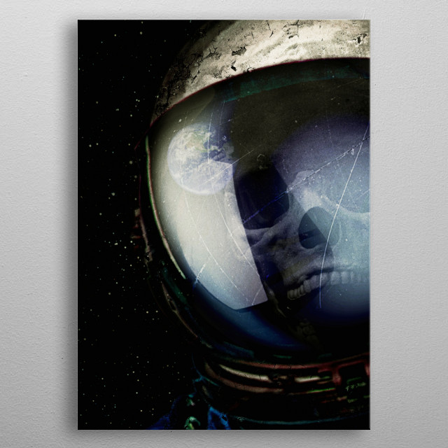 so close to home metal poster