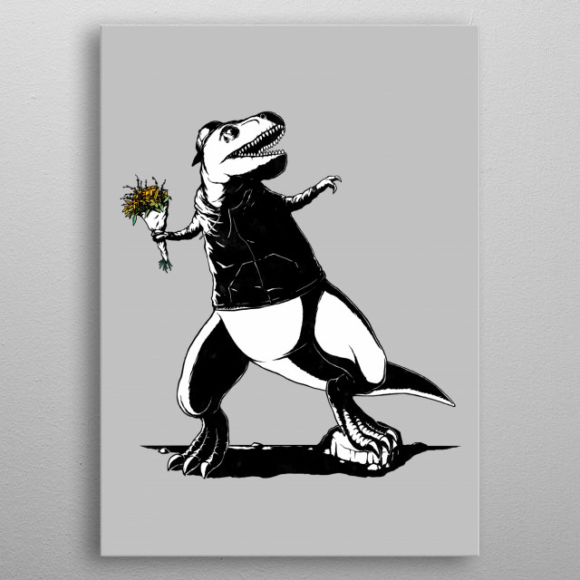 This marvelous metal poster designed by pigboom to add authenticity to your place. Display your passion to the whole world. metal poster