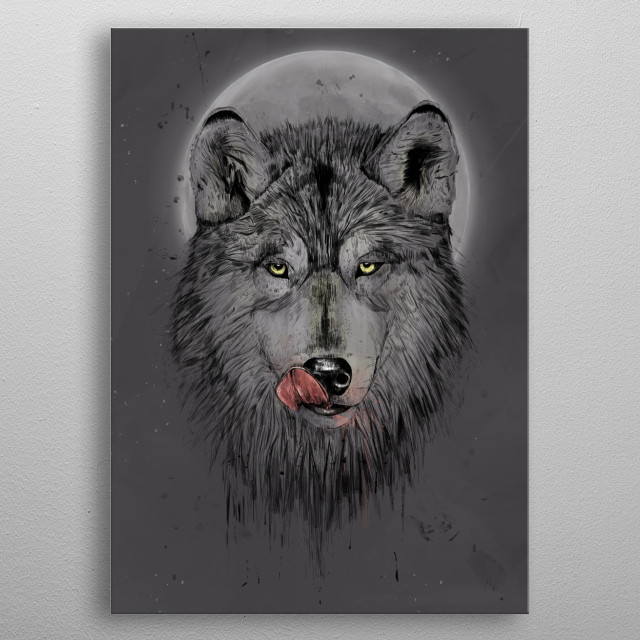 Fascinating  metal poster designed with love by soltib. Decorate your space with this design & find daily inspiration in it. metal poster