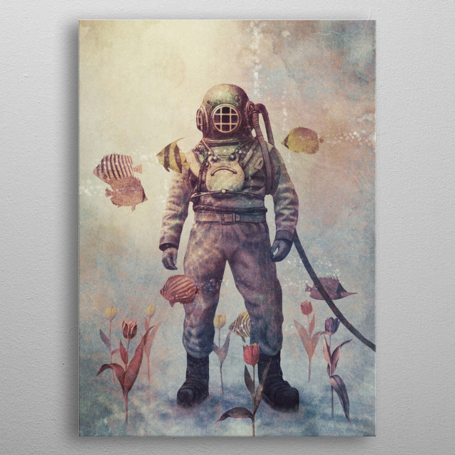 High-quality metal wall art meticulously designed by igo2cairo would bring extraordinary style to your room. Hang it & enjoy. metal poster