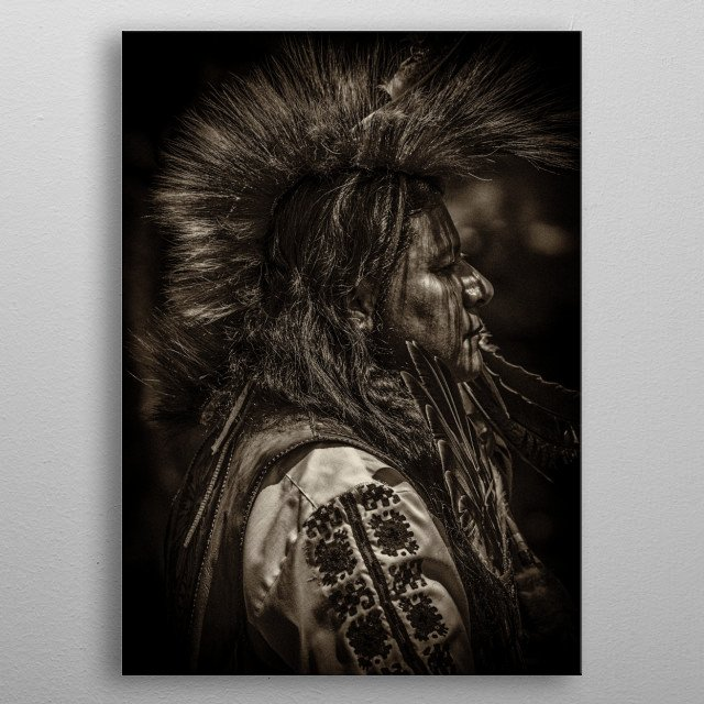 High-quality metal print from amazing Odds And Sods collection will bring unique style to your space and will show off your personality. metal poster