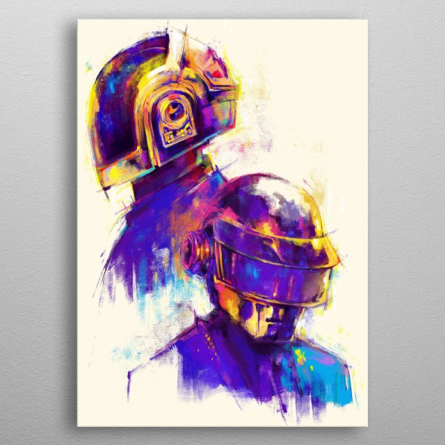 This marvelous metal poster designed by carbine to add authenticity to your place. Display your passion to the whole world. metal poster