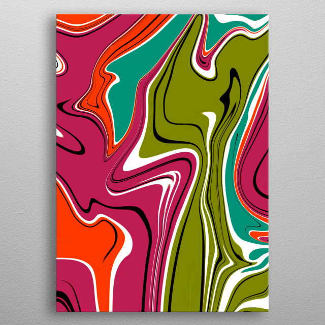High-quality metal wall art meticulously designed by shellybremmer would bring extraordinary style to your room. Hang it & enjoy. metal poster
