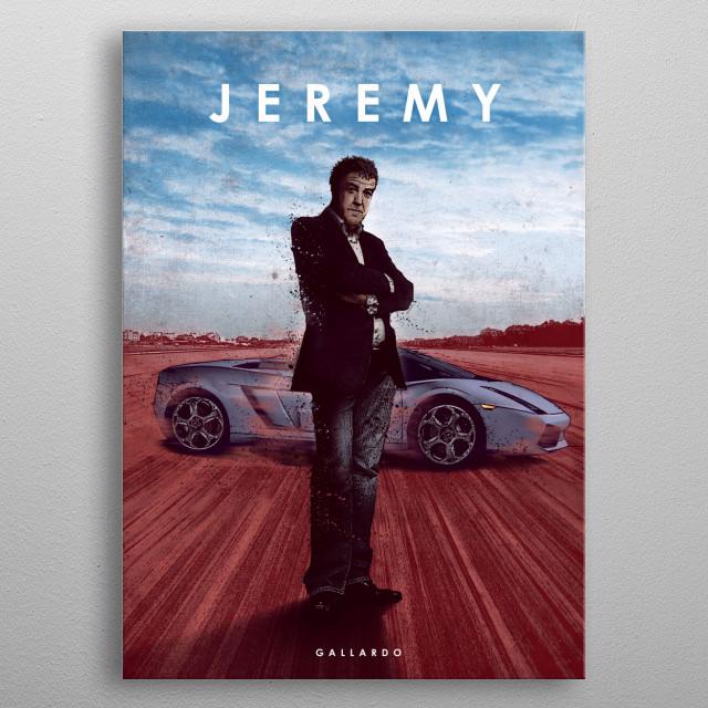 Jeremy metal poster