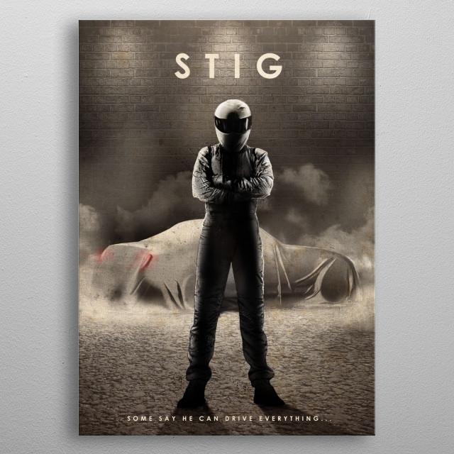 Stig metal poster