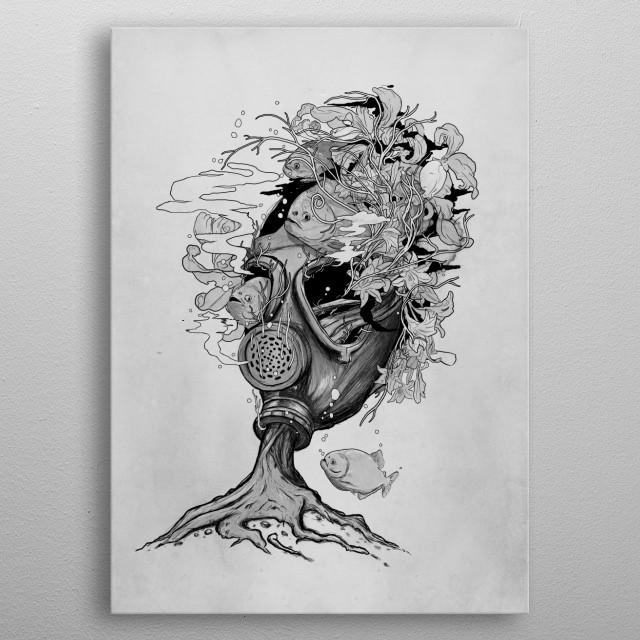 Breath metal poster