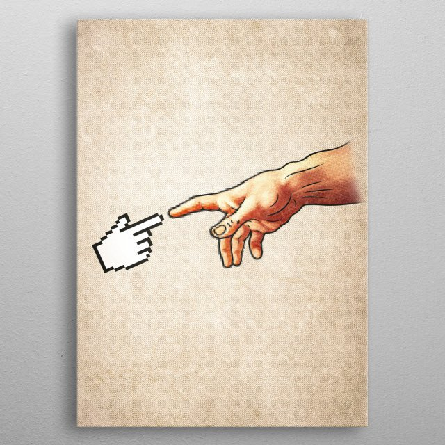This marvelous metal poster designed by badbugs to add authenticity to your place. Display your passion to the whole world. metal poster