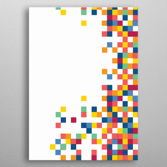 Fascinating  metal poster designed with love by alegomez. Decorate your space with this design & find daily inspiration in it. metal poster