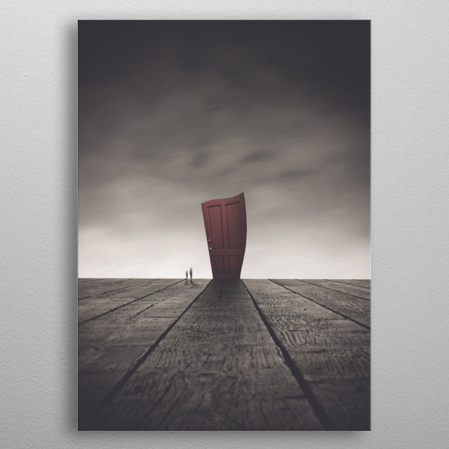 High-quality metal wall art meticulously designed by michaelvmanalo would bring extraordinary style to your room. Hang it & enjoy. metal poster