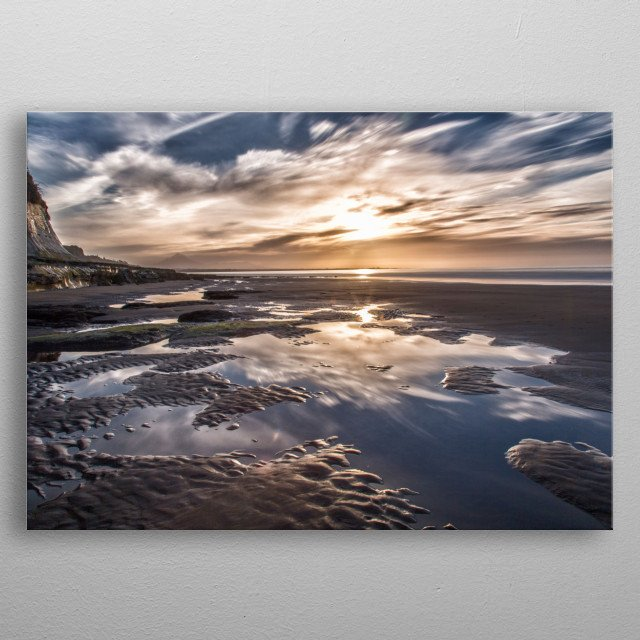 High-quality metal wall art meticulously designed by russdixon would bring extraordinary style to your room. Hang it & enjoy. metal poster
