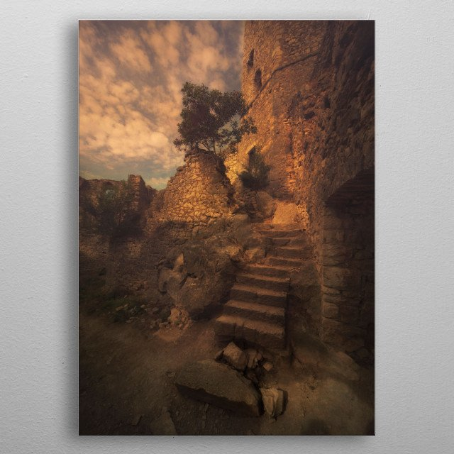 This marvelous metal poster designed by jablam to add authenticity to your place. Display your passion to the whole world. metal poster