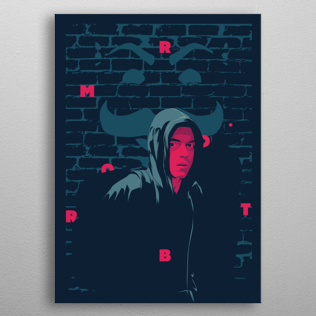 High-quality metal print from amazing Movie collection will bring unique style to your space and will show off your personality. metal poster