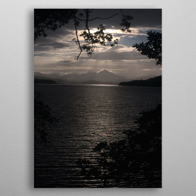 Fascinating  metal poster designed with love by greyhamb. Decorate your space with this design & find daily inspiration in it. metal poster